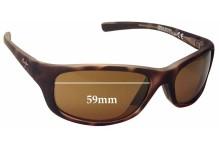 Sunglass Fix Sunglass Replacement Lenses for Maui Jim Kipahulu MJ279 - 59mm Wide
