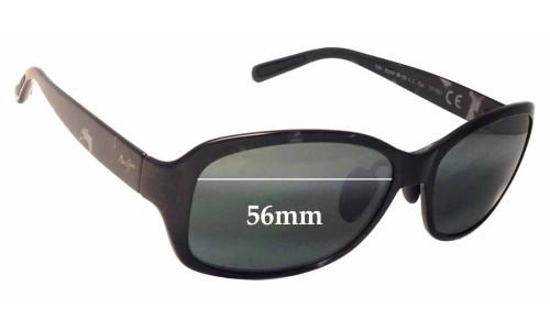 Sunglass Fix Sunglass Replacement Lenses for Maui Jim MJ433 Koki Beach - 56mm wide