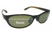Sunglass Fix Sunglass Replacement Lenses for Maui Jim MJ416 Pipiwai Trail - 56mm Wide