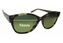 Sunglass Fix Sunglass Replacement Lenses for Maui Jim MJ732 Summer Time - 54mm Wide