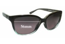 Sunglass Fix Sunglass Replacement Lenses for Maui Jim MJ744 Starfish - 56mm Wide
