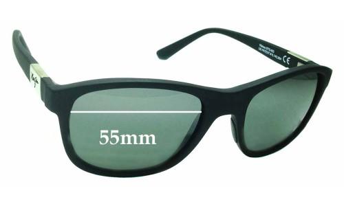 Sunglass Fix Sunglass Replacement Lenses for Maui Jim Wakea STG-BG MJ745 - 55mm Wide
