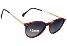 Sunglass Fix Sunglass Replacement Lenses for Menrad MOD 213 - 52mm Wide