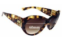 Sunglass Fix Sunglass Replacement Lenses for Michael Kors Brazil MK2002QM - 60mm Wide