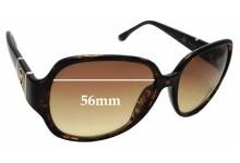 Sunglass Fix Sunglass Replacement Lenses for Michael Kors Grayson M2777S - 56mm Wide