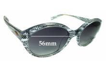 Sunglass Fix Sunglass Replacement Lenses for Missoni MI811S01 - 56mm Wide