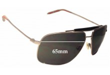 Sunglass Fix Sunglass Replacement Lenses for Mosley Tribes Dunn - 65mm Wide