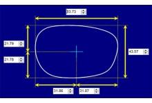 Sunglass Fix Sunglass Replacement Lenses for Missoni MI54703 - 63mm Wide