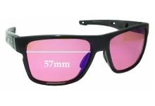 Sunglass Fix Sunglass Replacement Lenses for Oakley Crossrange OO9361 - 57mm Wide x 43mm Tall