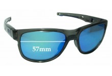 Sunglass Fix Sunglass Replacement Lenses for Oakley Crossrange R OO9359 - 57mm Wide x 46mm Tall