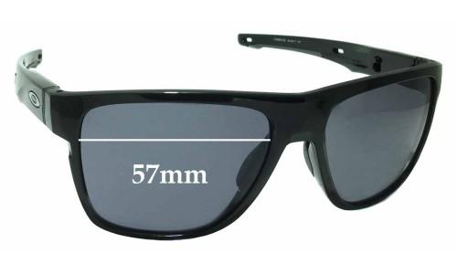 Sunglass Fix Sunglass Replacement Lenses for Oakley Crossrange XL OO9360 - 57mm Wide x 47mm Tall
