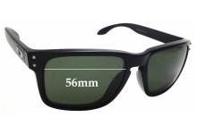 Sunglass Fix Sunglass Replacement Lenses for Oakley Holbrook OO9244 - 56mm Wide