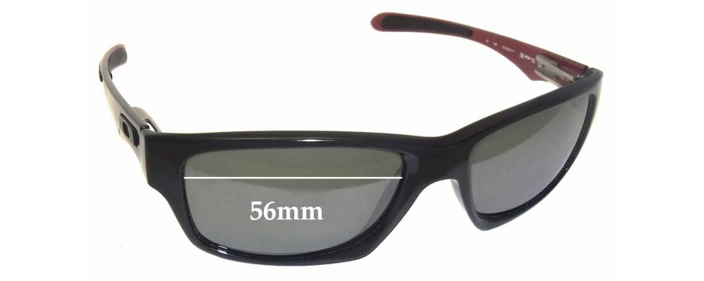 702de3b977 Sunglass Fix Sunglass Replacement Lenses for Oakley Jupiter Carbon OO9220 -  56mm wide