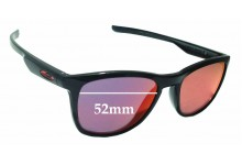Sunglass Fix Sunglass Replacement Lenses for Oakley Trillbe X OO9340 - 52mm Wide