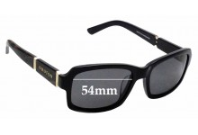 d2889ceffc Sunglass Fix Sunglass Replacement Lenses for Oroton Soul - 54mm Wide