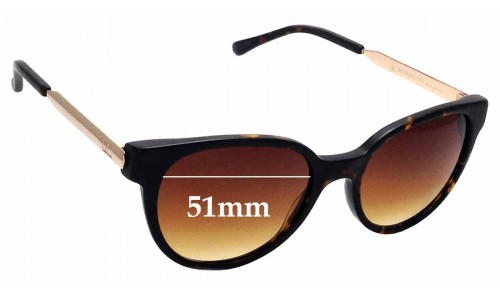 Sunglass Fix Sunglass Replacement Lenses for Otis Midnight City - 51mm wide