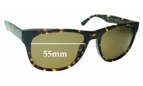 Sunglass Fix Sunglass Replacement Lenses for Otis Modern Theory - 55mm wide