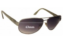 Sunglass Fix Sunglass Replacement Lenses for Persol 2288-S - 63mm Wide