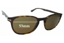 Sunglass Fix Sunglass Replacement Lenses for Persol 3148-S - 53mm Wide
