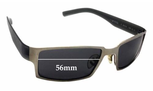 Sunglass Fix Sunglass Replacement Lenses for Porsche Design P 8470 - 56mm Wide