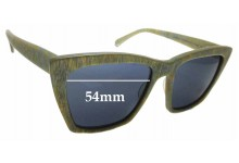 Sunglass Fix Sunglass Replacement Lenses for Prism Sydney - 54mm Wide