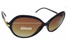 Sunglass Fix Sunglass Replacement Lenses for Ralph Lauren RA5103 - 60mm Wide