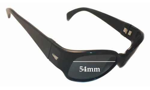 Sunglass Fix Sunglass Replacement Lenses for Ray Ban B&L W2757 - 54mm across