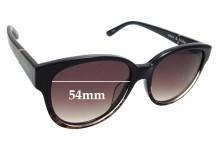 Sunglass Fix Sunglass Replacement Lenses for Sass & Bide Kudu Lily - 54mm Wide