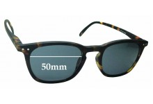 Sunglass Fix Sunglass Replacement Lenses for See Concept Sun #E - 50mm Wide