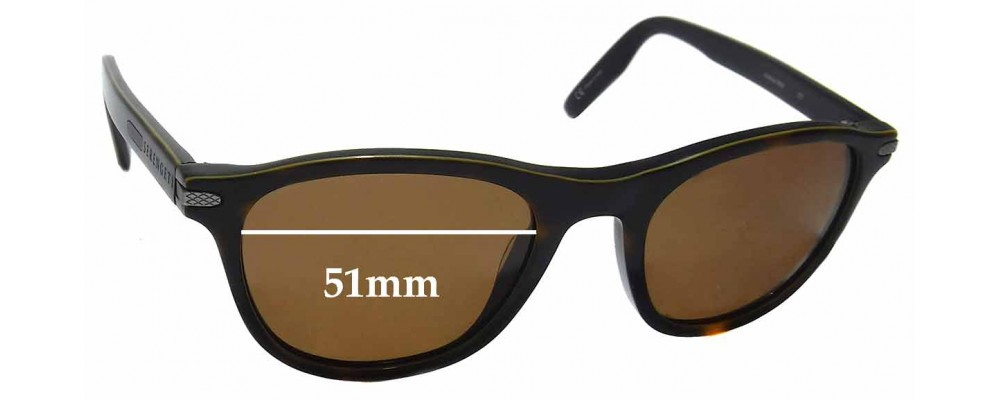 55650be795f27 Serengeti Andrea Sunglass Replacement Lenses - 51mm wide