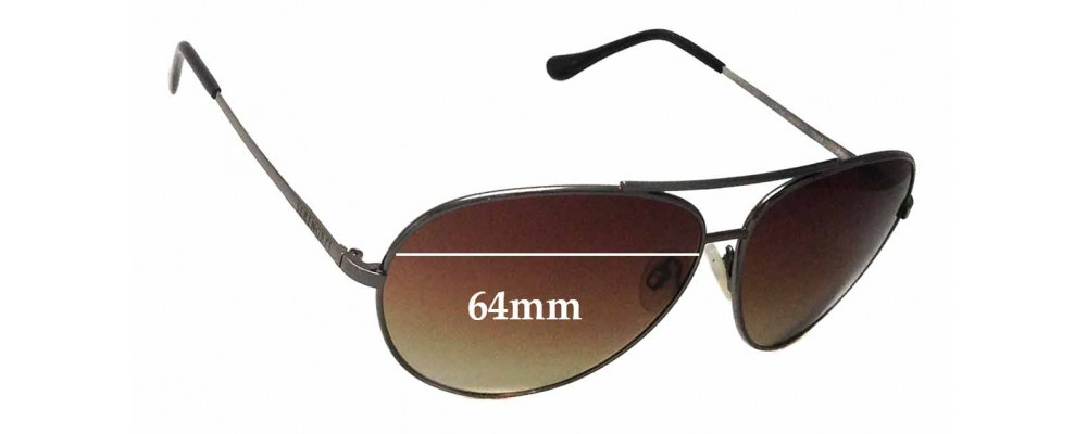 560a6bce041f Serengeti Large Aviator Sunglass Replacement Lenses - 64mm wide ...