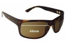 Sunglass Fix Sunglass Replacement Lenses for Serengeti Pistoia - 64mm Wide