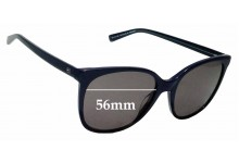 Sunglass Fix Sunglass Replacement Lenses for Tommy Hilfiger / Specsavers TH Sun RX 32 - 56mm Wide