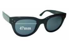 Sunglass Fix Sunglass Replacement Lenses for Spektre She loves you - 47mm Wide
