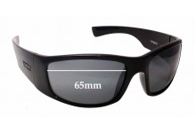 Sunglass Fix Sunglass Replacement Lenses for Spotters Coyote - 65mm Wide