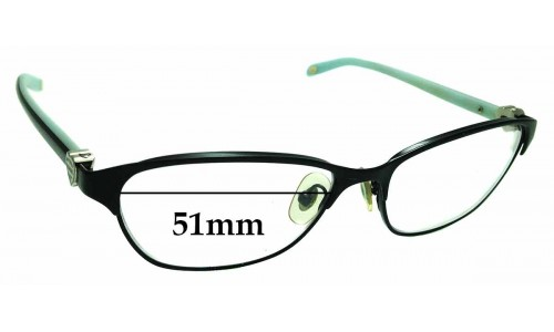 Sunglass Fix Sunglass Replacement Lenses for Tiffany & Co TF 1072 - 51mm Wide