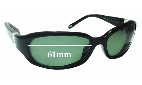 Sunglass Fix Sunglass Replacement Lenses for Tiffany & Co TF 4001 - 61mm Wide