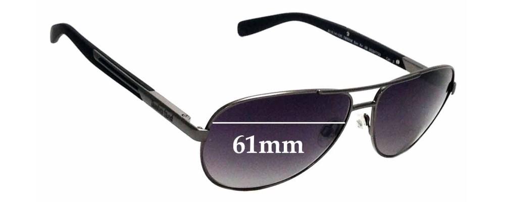 b6e9fe61d504 Sunglass Fix Sunglass Replacement Lenses for Timberland TB9058 Sun RX 08 -  61mm wide
