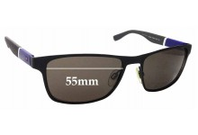 Sunglass Fix Sunglass Replacement Lenses for Tommy Hilfiger TH 1283/S - 55mm Wide