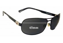 Sunglass Fix Sunglass Replacement Lenses for Tommy Hilfiger TH 7379 - 65mm Wide