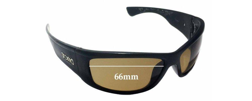 2583d049805b Sunglass Fix Sunglass Replacement Lenses for Tonic Shimmer - 66mm Wide