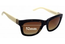 Sunglass Fix Sunglass Replacement Lenses for Tory Burch TY7075 - 52mm Wide