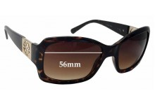 Sunglass Fix Sunglass Replacement Lenses for Tory Burch TY9028 - 56mm Wide
