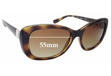 Sunglass Fix Sunglass Replacement Lenses for Vogue VO2943-SB - 55mm Wide
