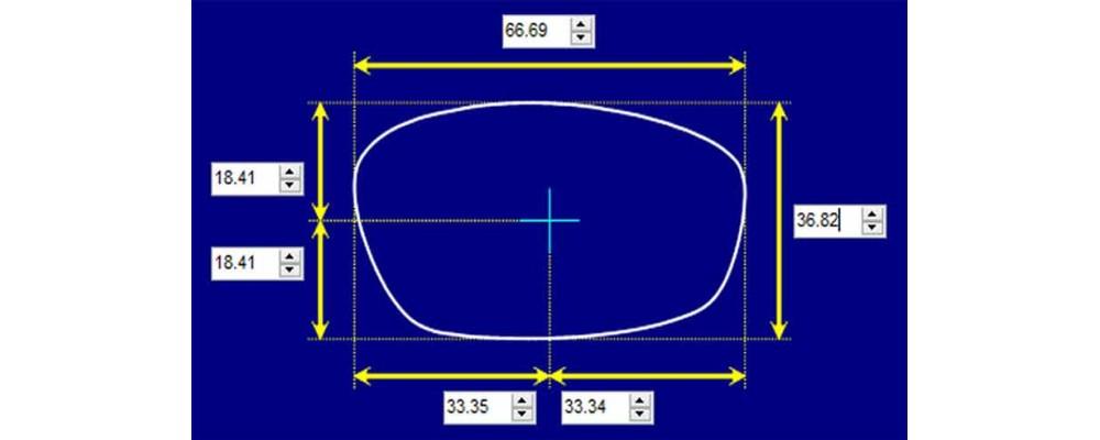 Sunglass Fix Replacement Lenses for Arnette AN1041 - 66mm Wide