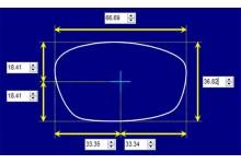 Sunglass Fix Sunglass Replacement Lenses for Arnette AN1041 - 66mm Wide