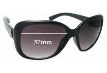 Sunglass Fix Sunglass Replacement Lenses for Witchery Catrina - 57mm Wide