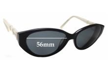 Sunglass Fix Sunglass Replacement Lenses for Alex Perry AP Sun Rx 13 - 56mm Wide