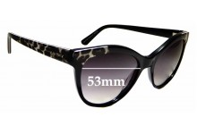 Sunglass Fix Sunglass Replacement Lenses for Alex Perry AP Sun Rx 40 -53mm Wide