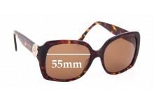 Sunglass Fix Sunglass Replacement Lenses for Alex Perry AP Sun Rx 22 - 55mm Wide